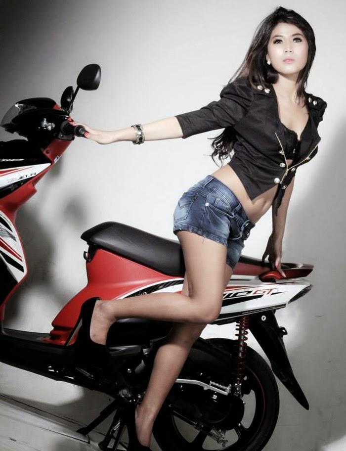 Image Result For Tika Kaunang Photoshoot Model Hin