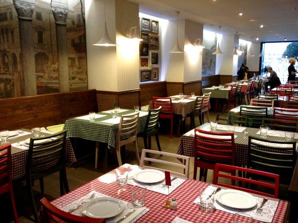 Restaurante La Piazzetta