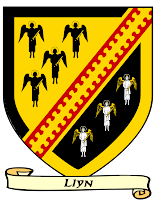 Coat of Arms Llyn Bettellyn Alphatia