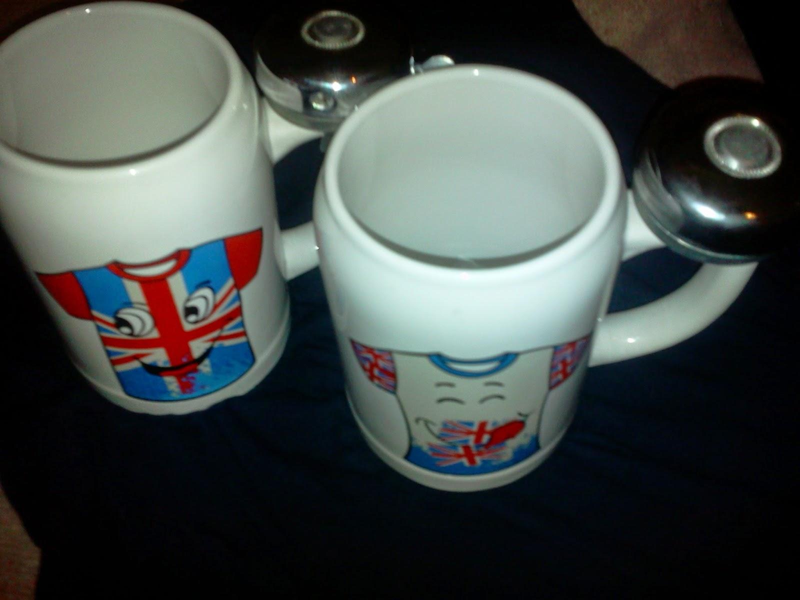 tazas originales