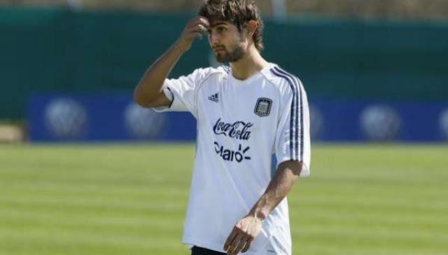 gino peruzzi - seleccion argentina de futbol