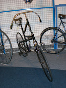 The Whippet in Coventry Transport Museum.