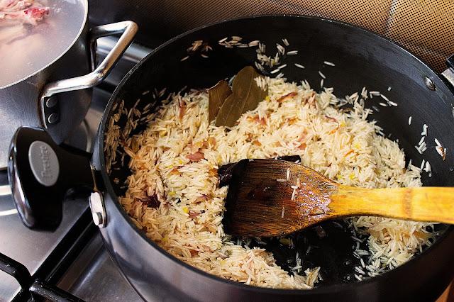 how to cook easy saffron pilaf kesari pulao recipe