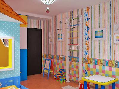 decoração de quarto para menino e menino