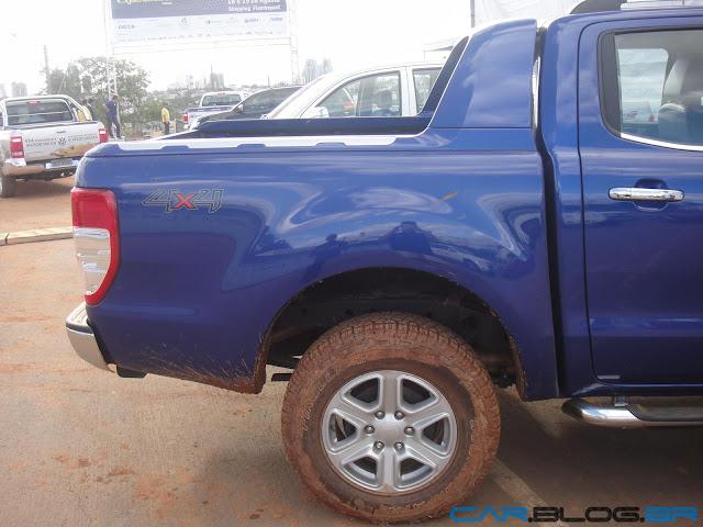 Nova Ford Ranger Limited 3.2 Diesel