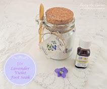 Lavender Violet Soak