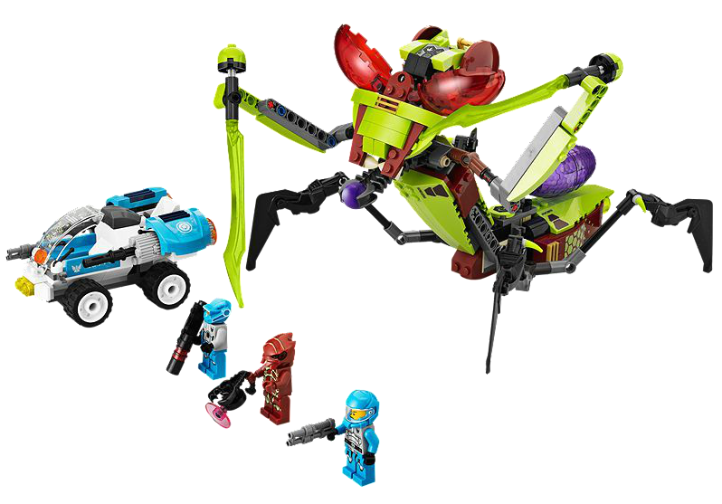 LEGO Galaxy Squad Star Slicer