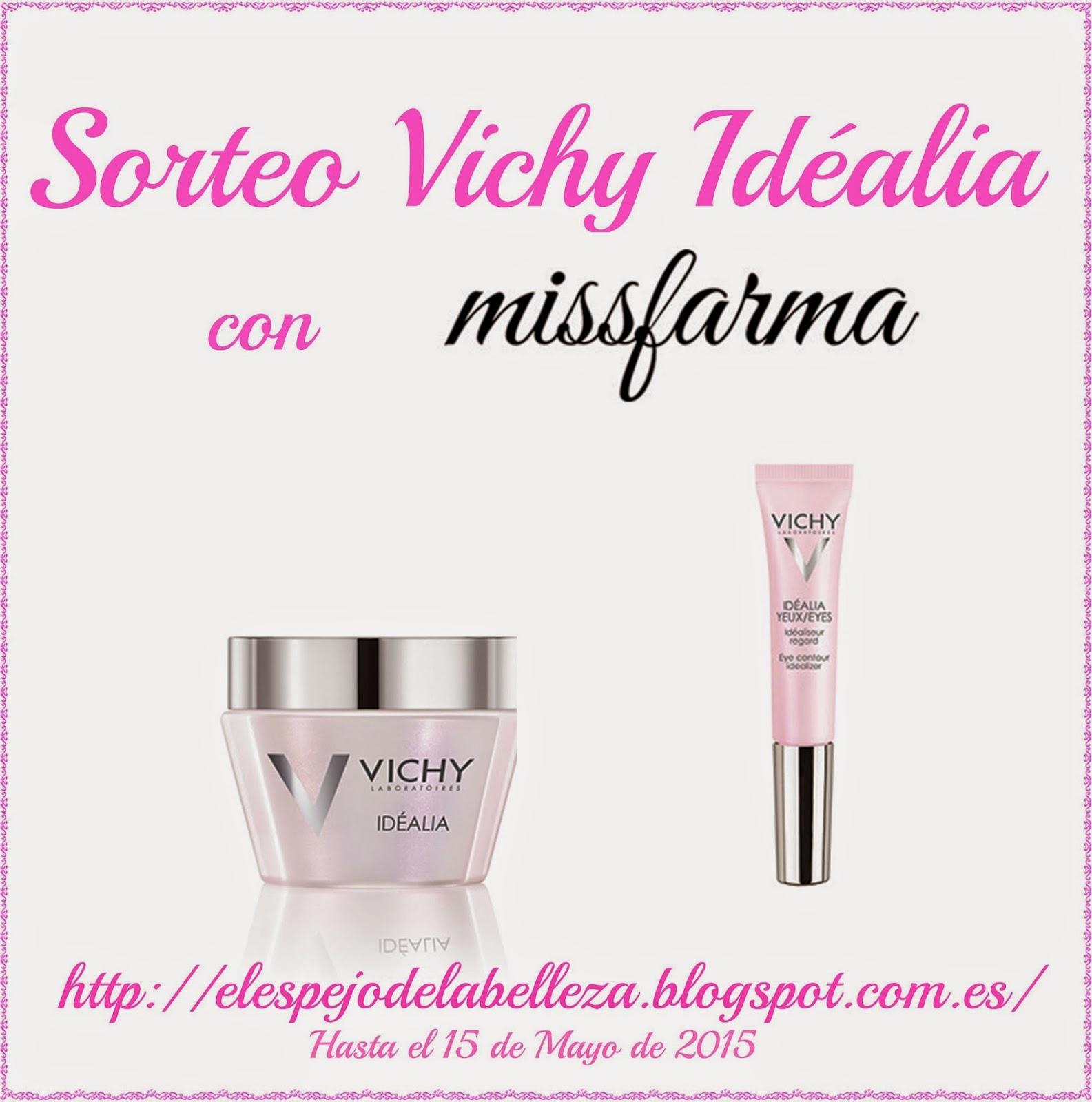 ¡Sorteo Vichy con MISSFARMA!.