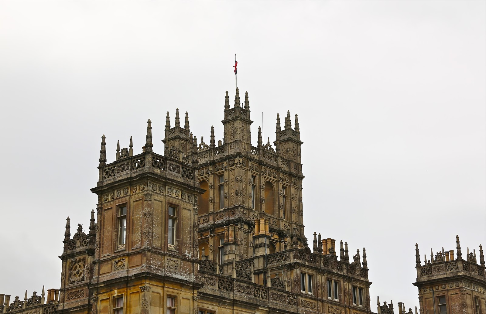 Sweet southern days visiting downton abbey for Downton abbey tour tickets