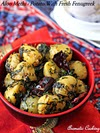 Aloo Methi (Dry), Potato With Fenugreek Leaves