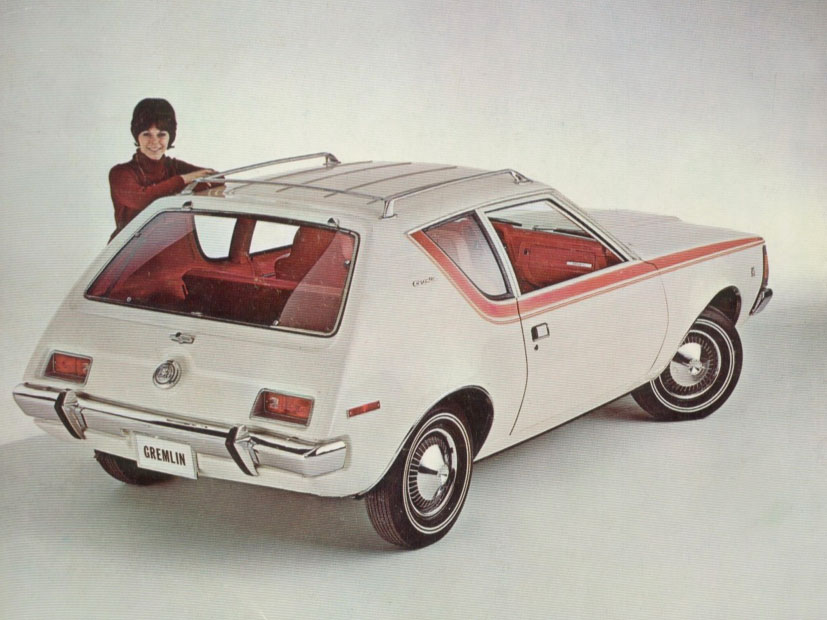 Old Cars Canada: 1970 1/2 AMC Gremlin