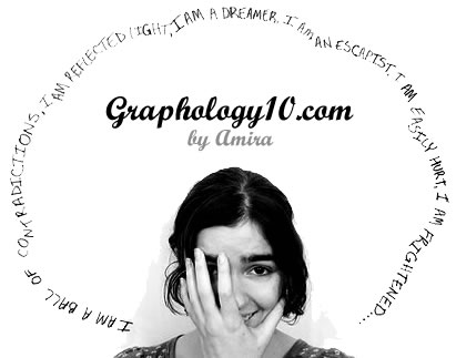 Graphology: Models of signatures: how to make your own signature