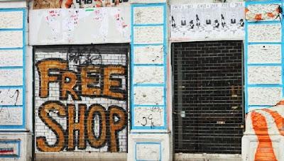 tienda de cosas gratis