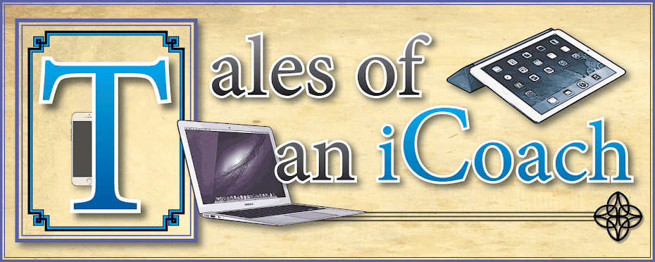 Tales of an iCoach