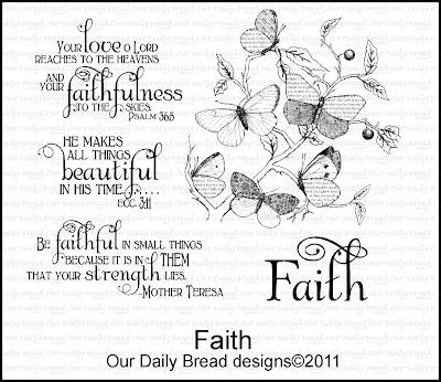 """ODBD """"Faith"""""""
