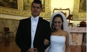 Jessica Segura contrajo matrimonio con Mario Pazos