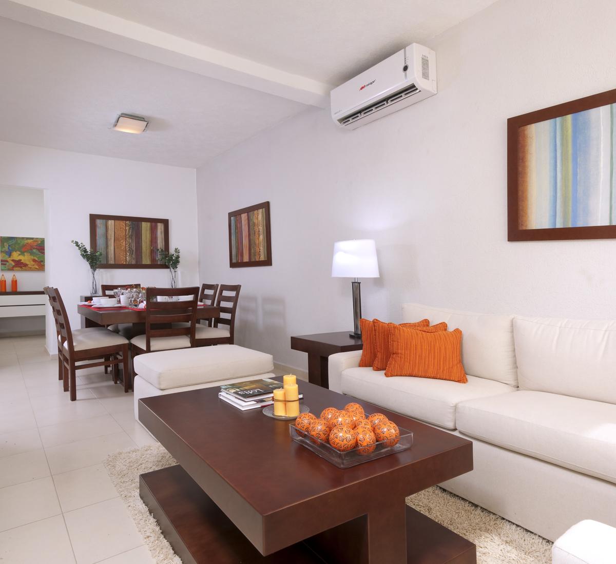Casas ara acapulco prototipo manzano con alberca for Decoracion casa geo