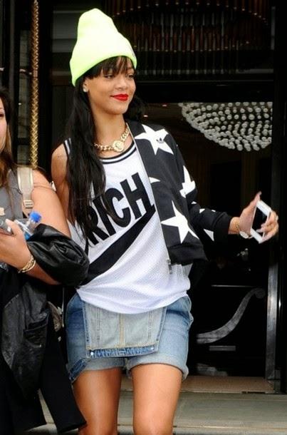 Rihanna Swag Outfits