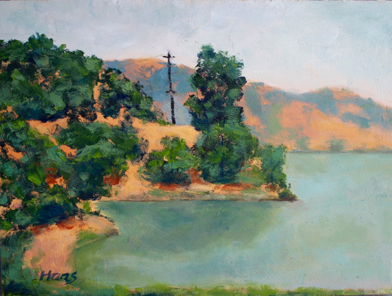 China Camp, Plein Air