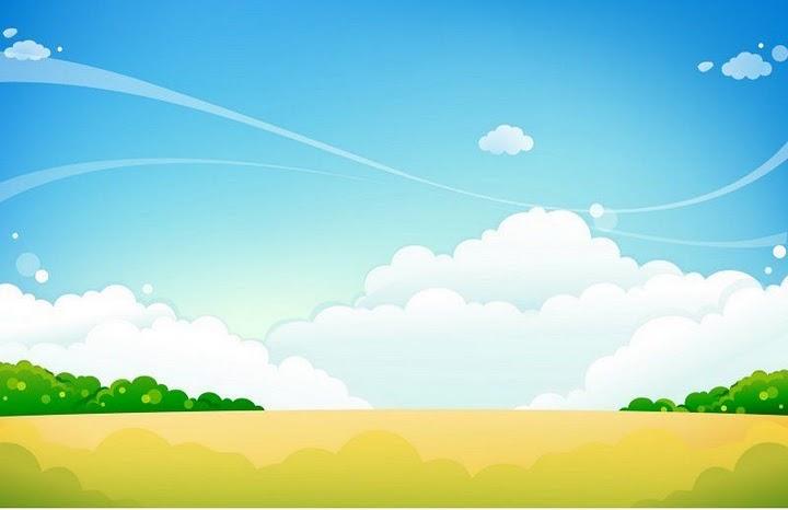 Fondos y postales fondos de pantalla de primavera - Imagenes de nubes infantiles ...