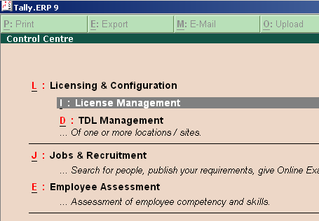 How to reactivate Tally.ERP 9 license or shift it to another ...
