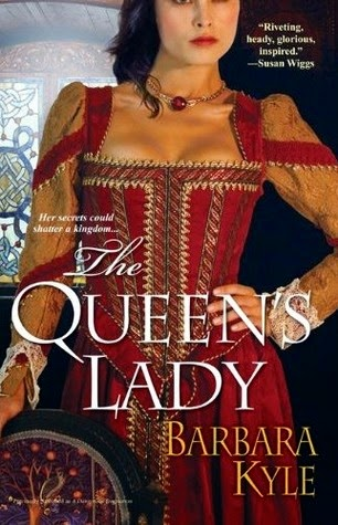 https://www.goodreads.com/book/show/7167984-the-queen-s-lady?from_search=true