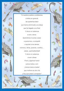 poemas de graduación