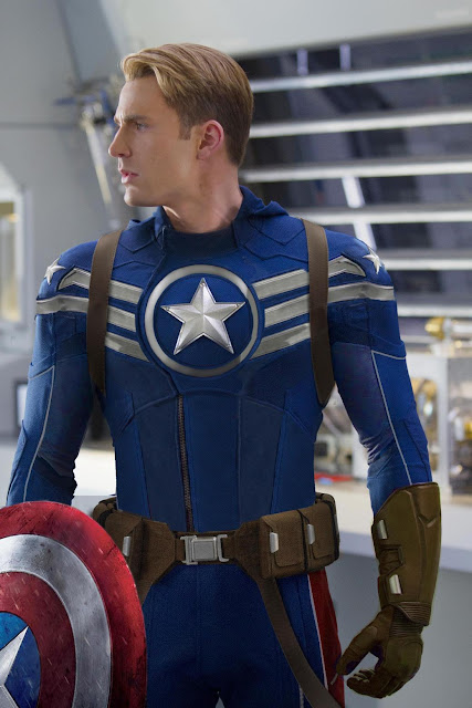 Captain America: The Winter Soldier new suit (fan made)