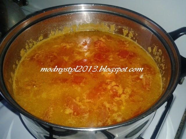Przepis na zupę z dyni