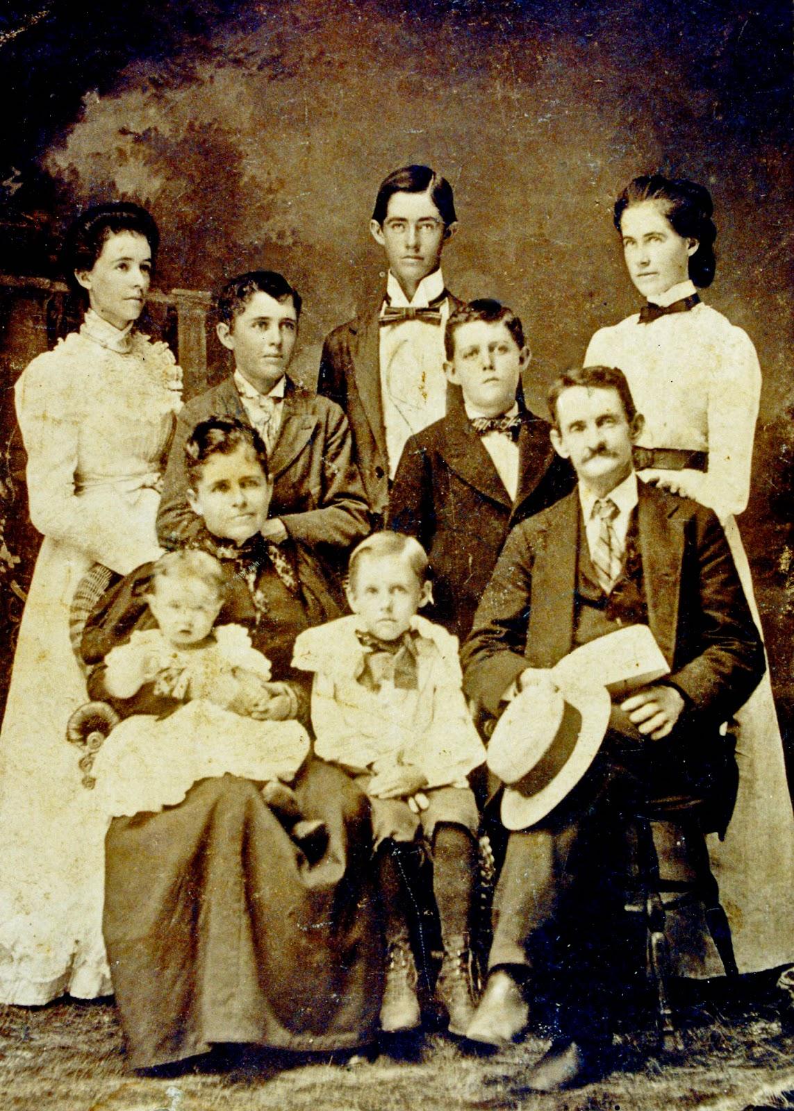 WILLIAM P. NEELD FAMILY 1901