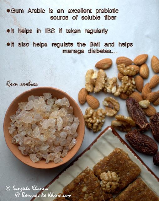 Gum arabic properties