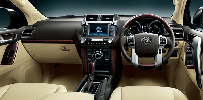 Leopaul S Blog Toyota Land Cruiser Prado J150 Minor Change