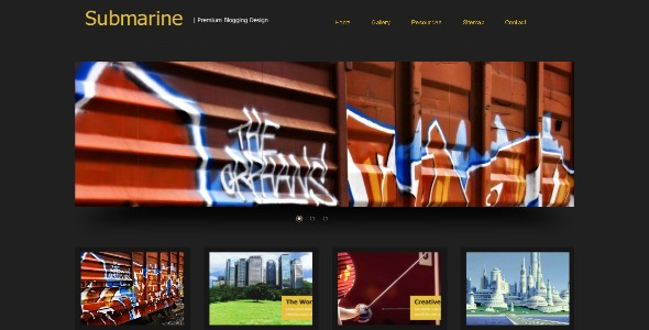 Top 6 Unique, Fresh and Free Wordpress Themes