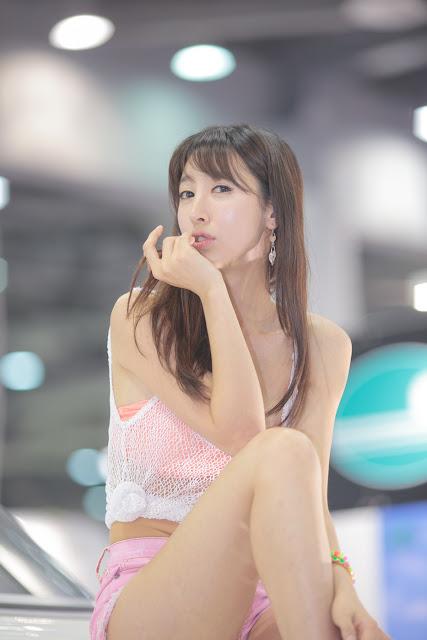 Shin Sun Ah at KIBS 2013