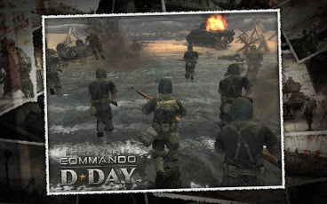 FRONTLINE COMMANDO D DAY ARMv6 (Dooms Day) with Unlimited Glu Credits