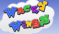 Wacky Wings logo