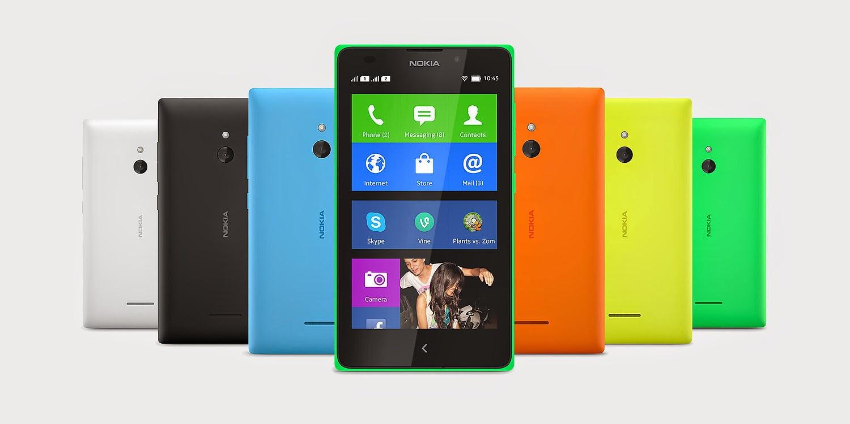Nokia XL Çift Hatlı