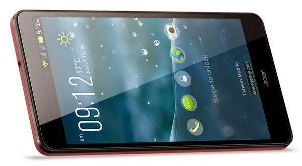 Liquid X1, Smartphone LTE Baru dari Acer