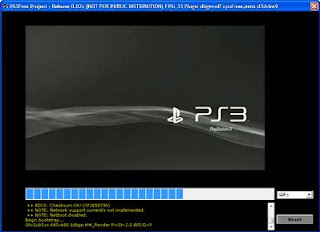 Emulator Playstation 3 ( PS3 ) Terbaru