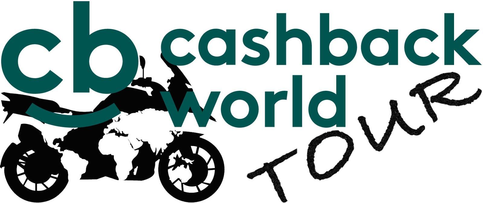 CASHBACK WORLD Motorrad