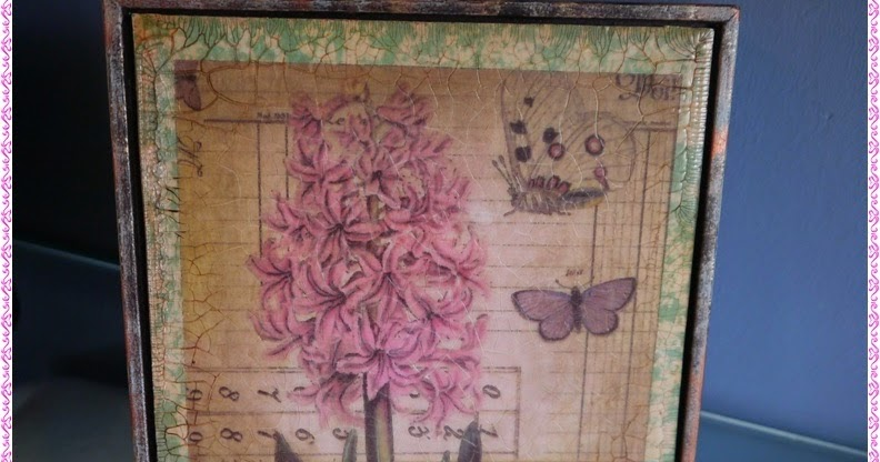 El jardin de mis flores amantisima tecnica de cardenillo for Cuadros para el jardin