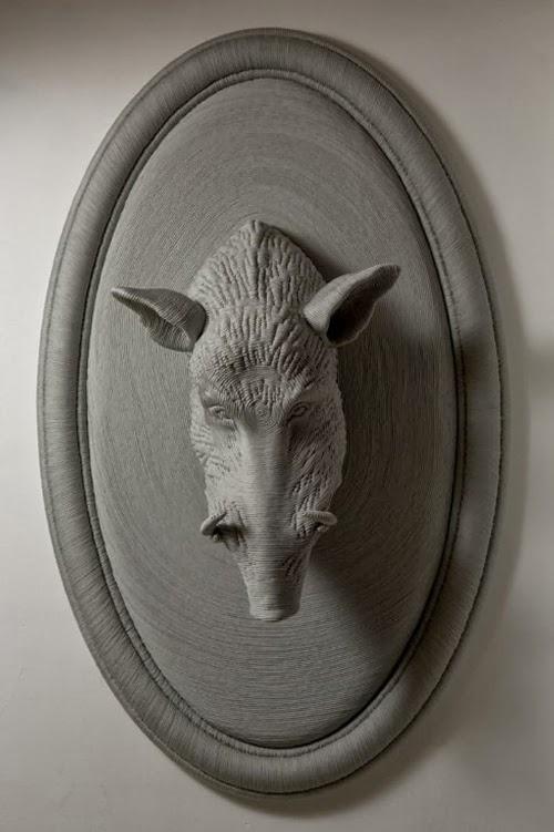 26-Wild-Hog-Mozart-Guerra-Rope-Animal-Sculptures-www-designstack-co