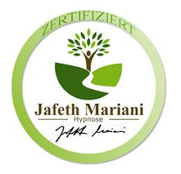 Jafeth Mariani Zertifikat