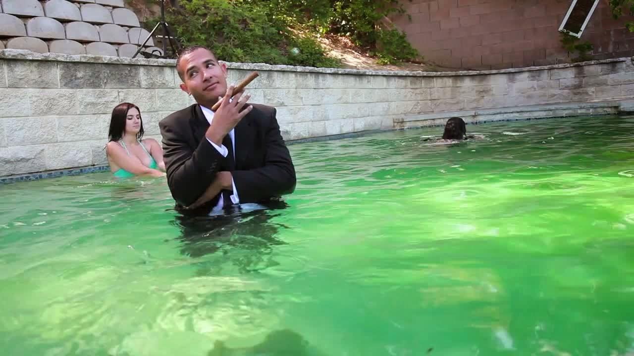 My Top 10 Album Cover Underwater Photoshoot From John Guerin On Vimeo
