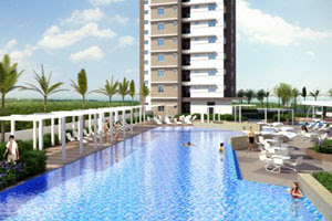 Swimming Pool at Avida Towers Altura