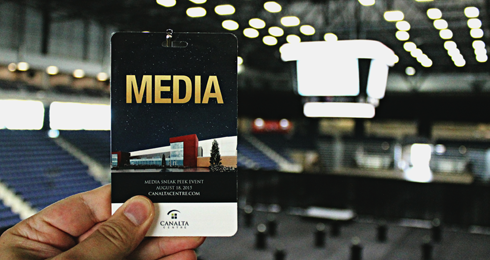 canalta centre media pass