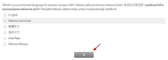 Trik Mendapatkan Dollar dari Survey Online