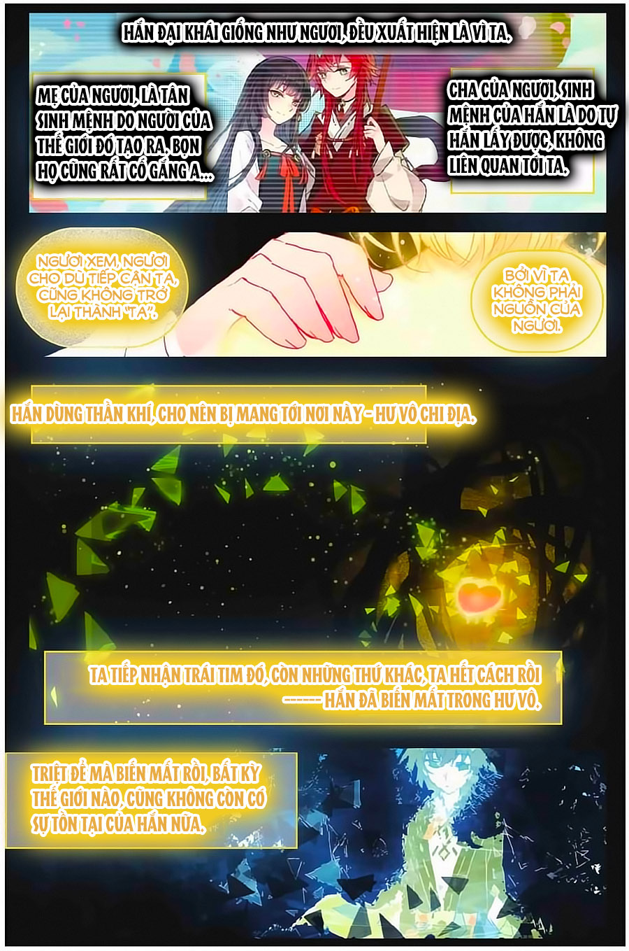 Thiên Hành Thiết Sự chap 72 – End Trang 9 - Mangak.info