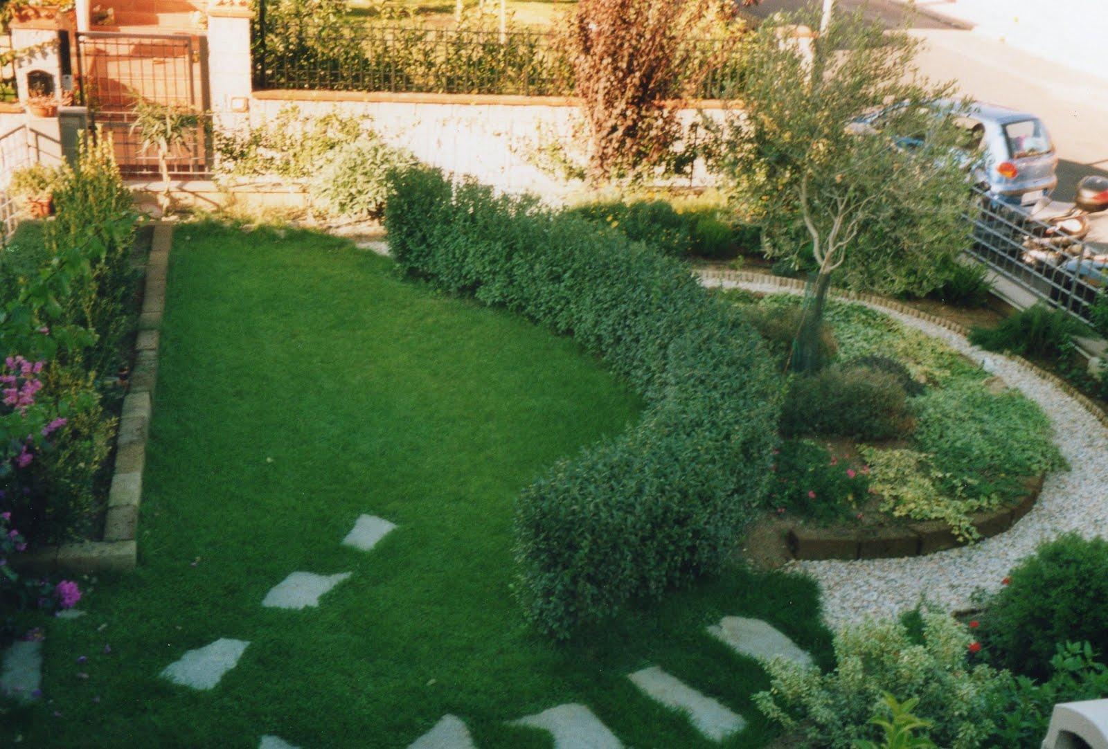 I giardini di carlo e letizia il giardino di michela e for Ligustro siepe