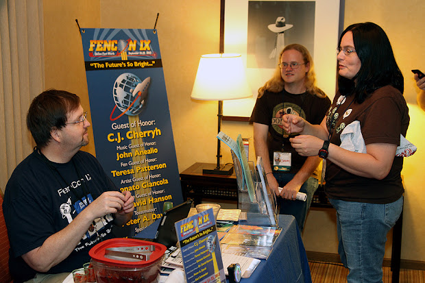 Armadillocon 34, 2012, Austin Texas. Photos by Jayme Blaschke / Lisa On Location Photography